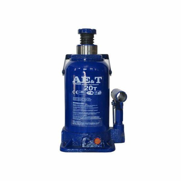 AE&T T20220 Домкрат бутылочный 20т 1