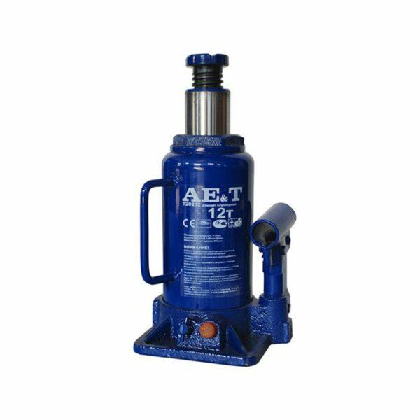 AE&T T20212 Домкрат бутылочный 12т 1