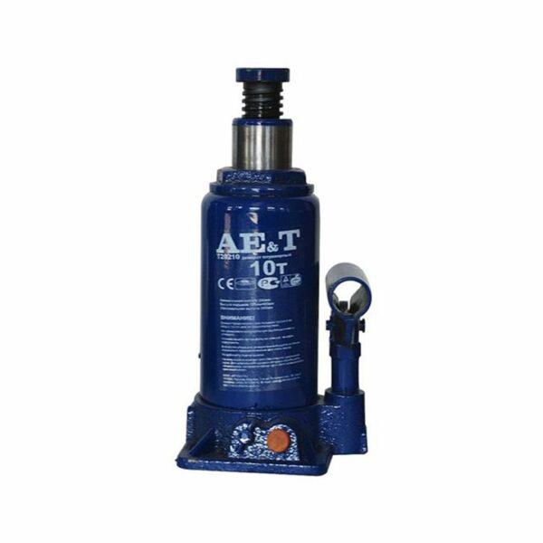 AE&T T20210 Домкрат бутылочный 10т 1