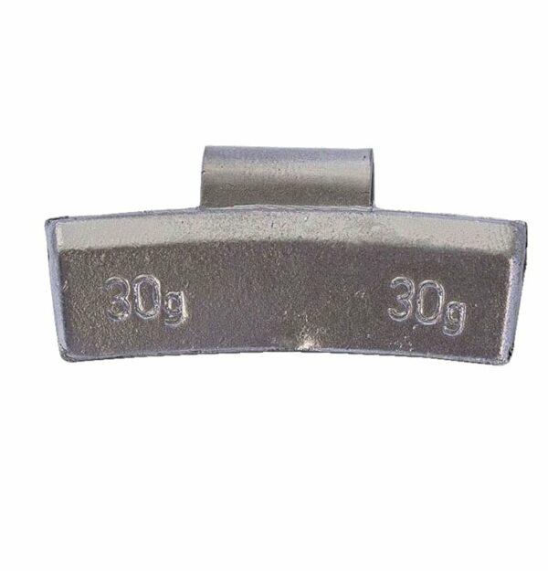 Груз набивной для литых дисков 30 гр. 1