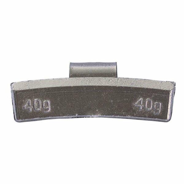 Груз набивной для литых дисков 40 гр. 1