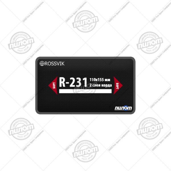 ROSSVIK R-231 термо