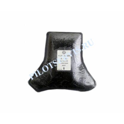 Пластырь кордовый R-201 термо (90/160х135 мм, 2 с.к.) 10 шт. 1