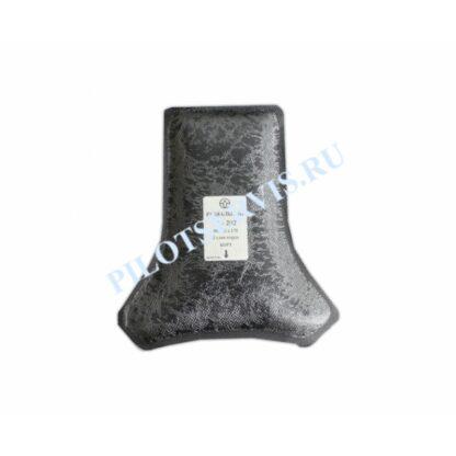Пластырь кордовый R-202 термо (90/160х170 мм, 2 с.к.) 10 шт. 1
