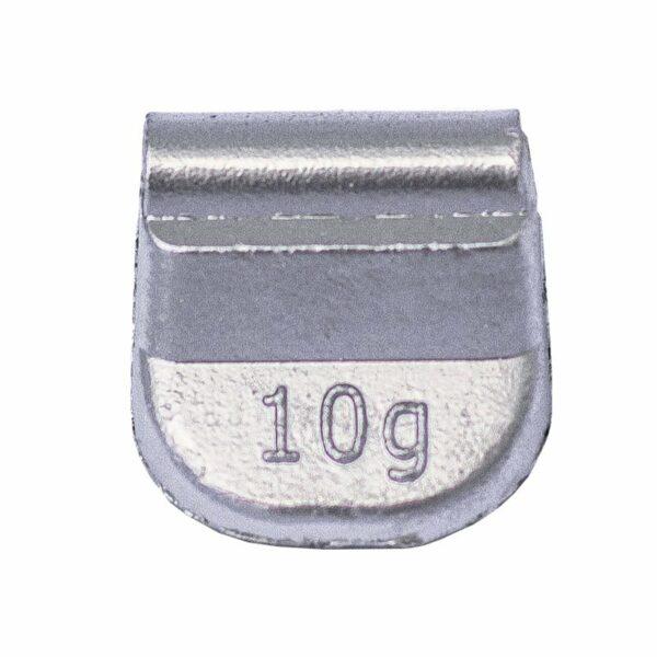 Груз набивной для стальных дисков 10 гр. 1
