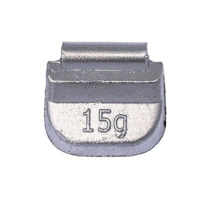 Груз набивной для стальных дисков 15 гр. (100 шт.) 1