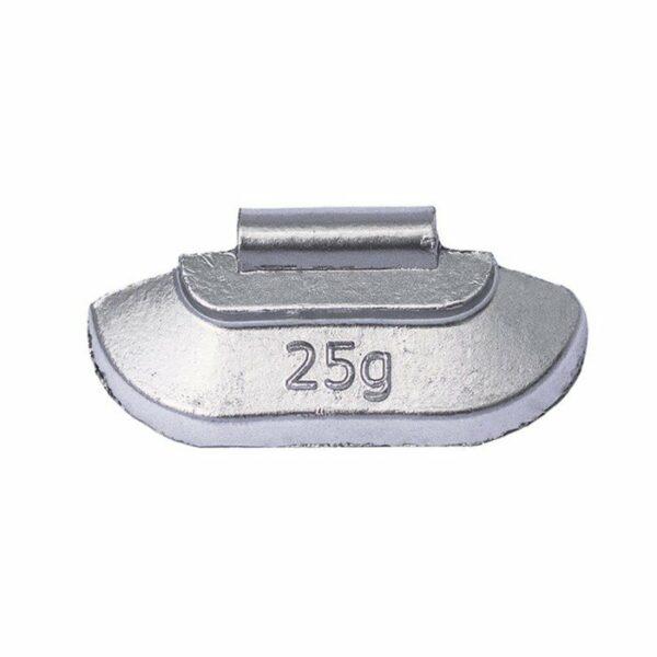 Груз набивной для стальных дисков 25 гр. 1