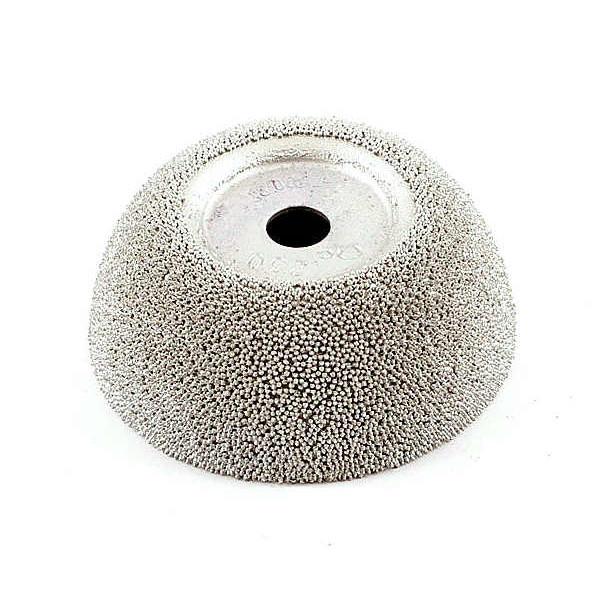 Полусфера абразивная RH-109 (65 мм, зерно 230) 1