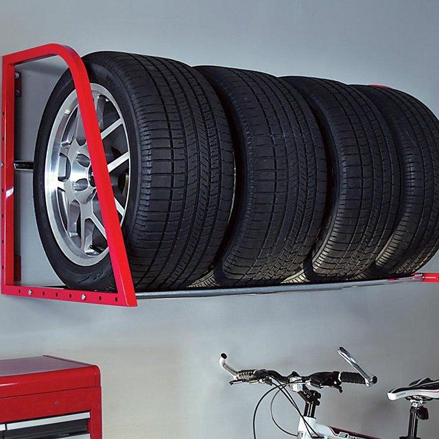 Как хранить шины правильно? Летние – зимние. 38