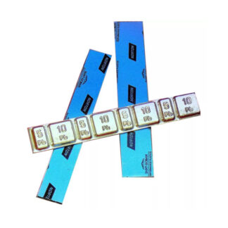 Груза самоклеющиеся для литых дисков
