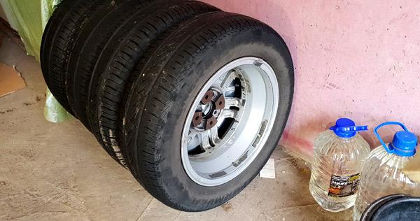 Выбираем зимние шины б/у – на что обращать внимание? 60