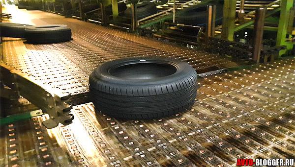 Как делают шины? 24