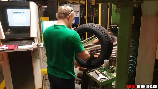 Как делают шины? 25