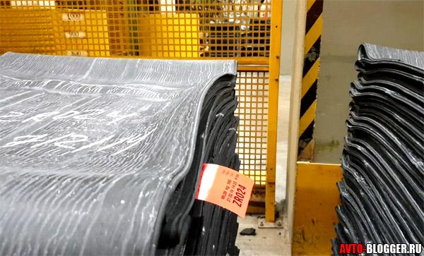 Как делают шины? 4