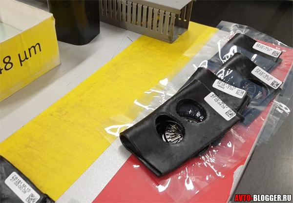 Как делают шины? 6