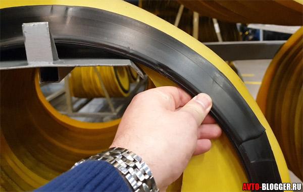 Как делают шины? 10