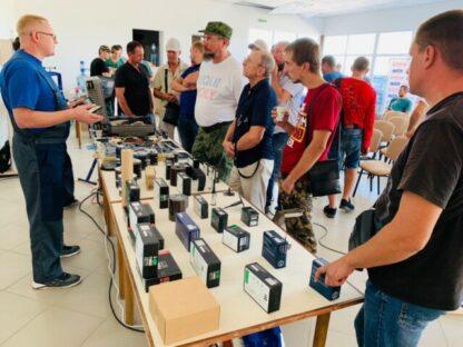 Семинар ROSSVIK 2019 в Крыму 6