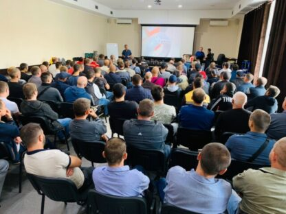 Семинар ROSSVIK 2019 в Крыму 8