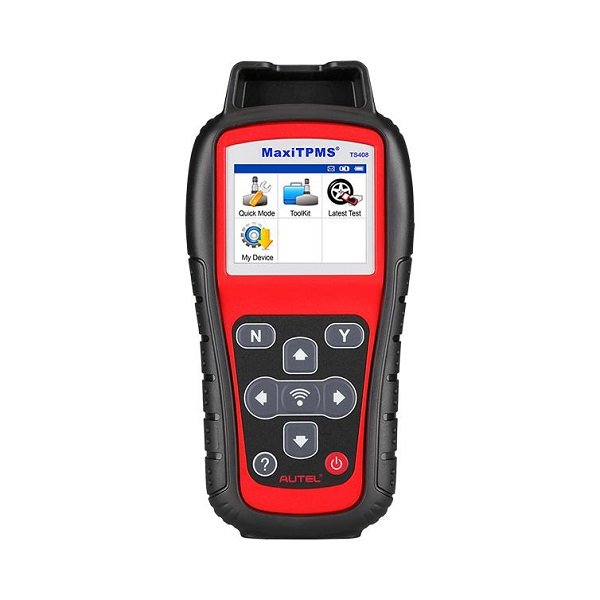 Диагностический сканер Autel MaxiTPMS TS408 1