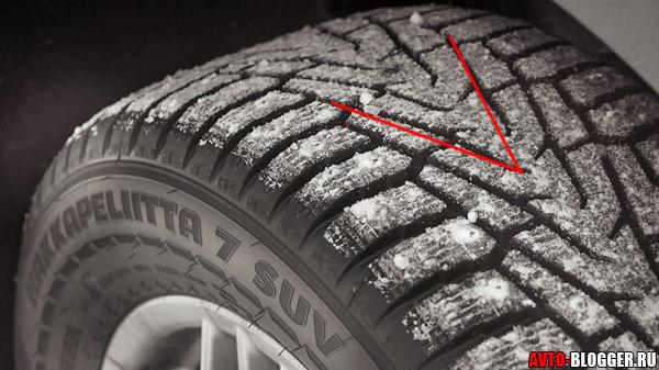 INSIDE и OUTSIDE на шинах. Разбираем ассиметричный рисунок 3