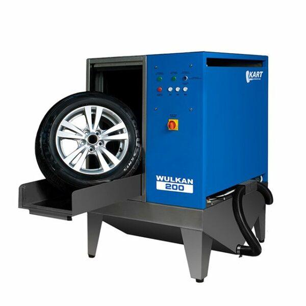Мойка для колес Kart Wulkan 200 1