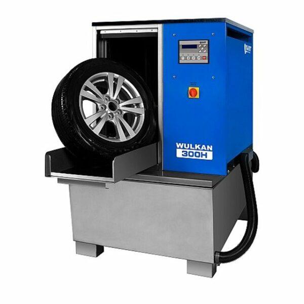 Мойка для колес Kart Wulkan 300H с подогревом воды 1
