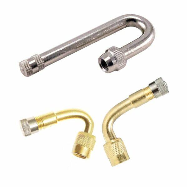 Удлинитель вентиля металлический (Г-образный) (10 шт.) 1