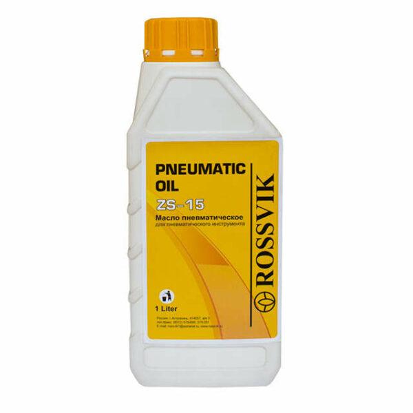 Масло Индустриальное (Пневматическое) ROSSVIK 1л 1
