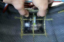 Ремонт легковых шин по одноэтапной технологии 11
