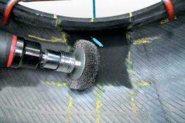 Ремонт легковых шин по одноэтапной технологии 16