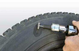 Ремонт легковых шин по одноэтапной технологии 4