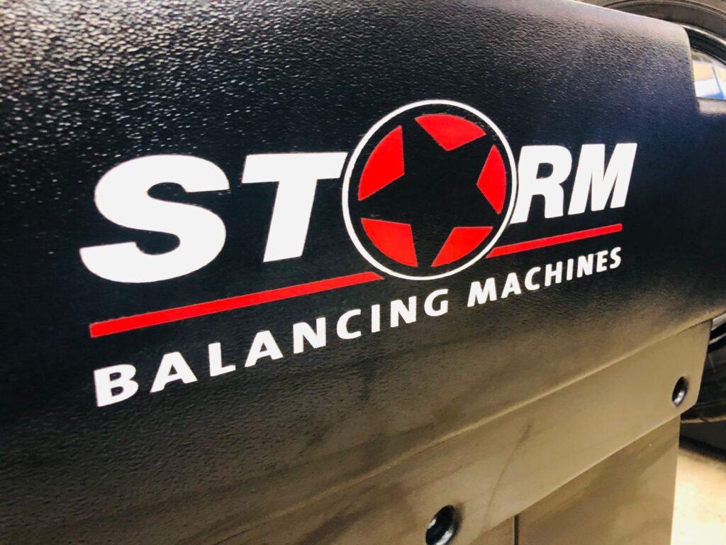 Балансировочный стенд STORM PROXY-8-3 10