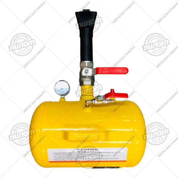 Бустер GASHOLDER SD-18 для накачки шин (18 л.) 1
