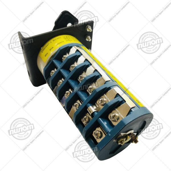 Реверсивный переключатель 2х скоростной EN60947-1 2